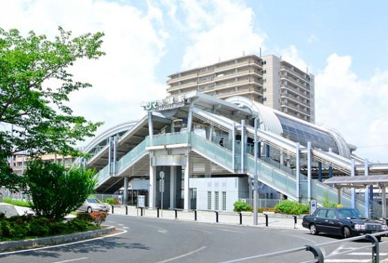 JR常磐線 赤塚駅