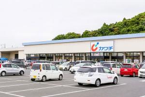 カワチ薬品川尻店