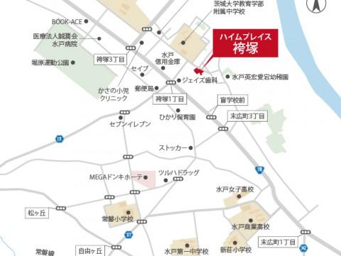 周辺MAP