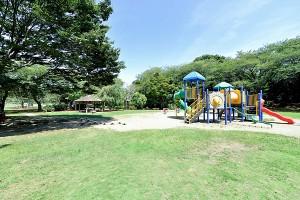 鹿島城山公園(約1,190m 徒歩約15分)