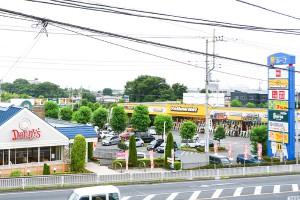 日立成沢ショッピングセンタープレーゴ(約600m 徒歩約8分)